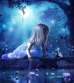 Princess and the Frog by EnchantedWhispersArt.deviantart.com on @DeviantArt