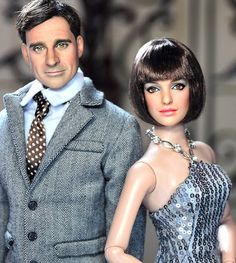 Le Möi Möi ♥: Celebrity Dolls! by Noel Cruz .  Super Agente 86
