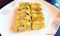 Rolled egg side dish recipe, classic style gyeranmalyee (gaeran mari) 계란말이 #koreanfood #koreancooking #koreanrecipe #lovekoreanfood #koreanegg #koreanvegetarian http://crazykoreancooking.com/recipe/rolled-egg-side-dish-classic-style