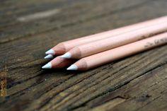 White Chalk Pencil for chalkboards  White di rusticcraftdesign, $2.75