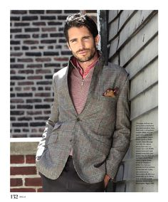 ISSUU - Halls: Fall/Winter 2013 by Wainscot Media. Fresh men's fashion daily... follow http://pinterest.com/pmartinza