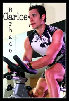 Carlos Barbado Presenter de Ciclo Indoor Zone February Fitness