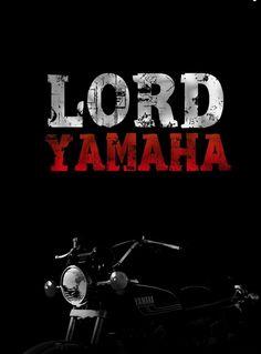 Yamaha Logo, Yamaha Cafe Racer, Yamaha Motorcycles, Yamaha Yzf R6, Vintage Cafe Racer, Vintage Bikes, Vintage Cars, Motorcycle Design, Bike Design