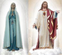 A Jesús por María. A María, por Jesús.