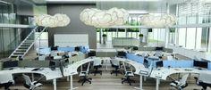 Mejora la comunicación en tu empresa con un buen diseño de oficina