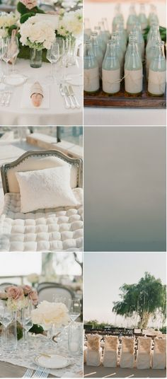 via Style Me Pretty. Wedding Photography: Elizabeth Messina Photography / Event Planning: Mindy Weiss of Mindy Weiss Party Consultants / Floral Design: Mark Held of Mark's Garden / Décor:Edgar Zamora of Revelry Event Designers