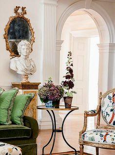 Inside the Next-Level Elegance of Carolyne Roehm's Estate