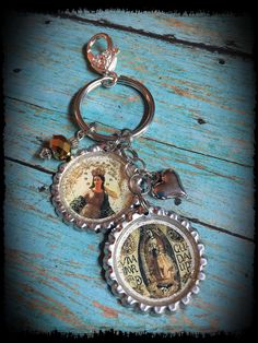A personal favorite from my Etsy shop https://www.etsy.com/listing/229862208/blessed-mother-virgen-de-guadalupe