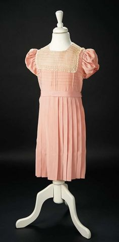 Love, Shirley Temple, Take Two: From Schoolgirl to Storybook: 9 Coral Silk Crepe Best Dress for Publicity Occasions
