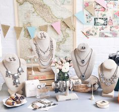 A perfectly pastel pop-up to celebrate our new From Rome, With Love collection!