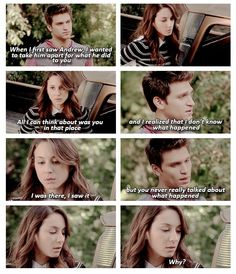 """#PLL 6x02 """"Songs of Innocence"""" - Spencer and Toby"""