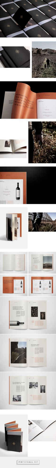 Karipidis Winery Brochure by Luminous Design Group