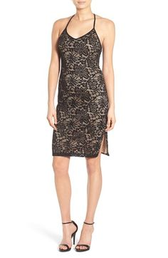 Bee Darlin Lace Body-Con Dress