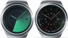 Two Samsung Gear S2 versions stop by the FCC, no cellular radio in sight