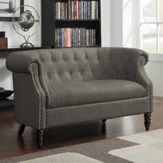 You'll love the Huntingdon Loveseat at Wayfair - Great Deals on all Furniture products with Free Shipping on most stuff, even the big stuff.