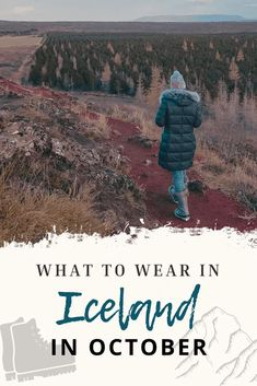 Wondering what to wear in Iceland for an October trip?  The answer will depend on your Iceland itinerary, especially if you plan to visit the Blue Lagoon and see the Northern Lights.  This Iceland in October packing guide will give you all the outfit tips you need to stay warm on your Iceland trip. #icelandtravel #icelandpackingguide #icelanditinerary #icelandtraveltips #icelandtraveloutfit
