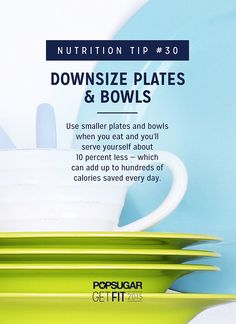 How your dinnerware could be effecting your weight.