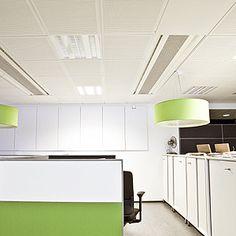PAROC - (CAD) Acoustic solution, open office