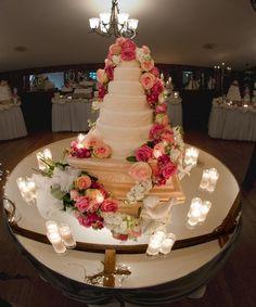Stroudsmoor wedding cake