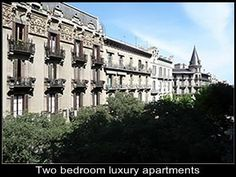 Luxury Apartment Barcelona - Flat 1A in Barcelona