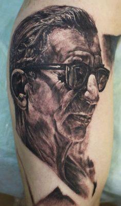Artista: Iwan Yug #tattoo #tatuagem #tattooplace #inked #tattooplace www.tattooplace.com.br