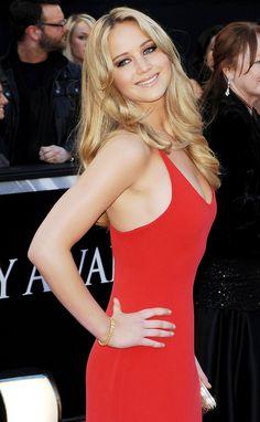 Jennifer Lawrence. Love Her