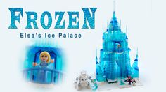 Disney Princess Frozen: Elsa's Ice Palace  If you want Lego to make this for everyone to buy, please vote for the project. It is a 4 or 5 step process, it takes 5 minutes :)