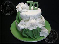 Bolo 70 anos
