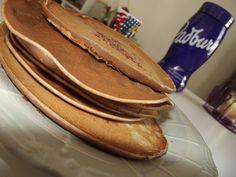 Chocolate #Cadbury Pancakes ! http://store.kobobooks.com/fr-FR/ebook/well-come-mag