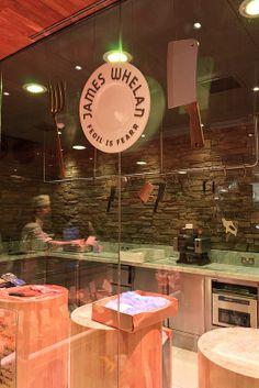 James Whelan butchers, Avoca Food Market, Monkstown, Dublin