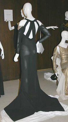 """Phèdre"" House of Lanvin Designer: Jeanne Lanvin fall/winter 1933 Culture: French Medium: silk, metal 1900s Fashion, Timeless Fashion, Vintage Fashion, Jeanne Lanvin, House Of Worth, Madeleine Vionnet, Vintage Glamour, Belle Epoque, Queen"