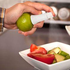 Le spray citron pratique !