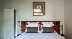 Chambre Deluxe | Hôtel Le Pigonnet Aix En Provence, Bed, Room, Furniture, Home Decor, King Size Mattress, Big Closets, Couple Room, Twin Cribs