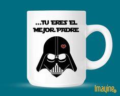Taza Día del Padre (Darth Vader)