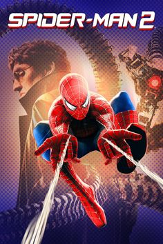 Free Watch Spider-Man 2 : Online Movies Peter Parker Is Going Through A Major Identity Crisis. Burned Out From Being Spider-Man, He Decides To. Spider Man Trilogy, Spider Man Series, Spider Man 2, Pikachu, Pokemon, Kirsten Dunst, Marvel Universe, Spiderman Kunst, Marvel Dc