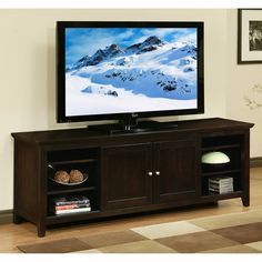 Have to have it. Abbyson Living Cassie TV Console - $1172.99 @hayneedle
