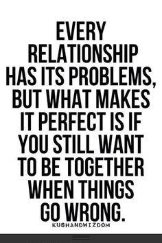 commitment not feelings...