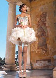 Gorgeous bridal stockings