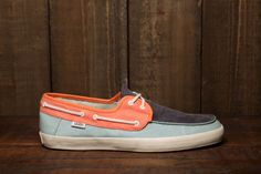 Put away your flip flops and grab a pair of lightweight canvas kicks from Vans Surf. The release comes in the form of three new colorways of the Chauffeur, a Vans Rata Vulc, Surfing, Kicks, June, Sneakers, Clothes, Shopping, Shoes, Tennis