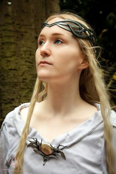 Lady Galadriel by Frederica-La-Noir