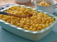 Get Ranch Mac 'n Cheese Recipe from Food Network