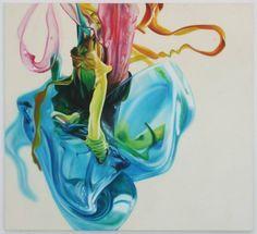 young Russian artist Dasha Kudinova