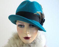 ladies+hats | ... Felt Fedora Hats For Women | Fedora Hats And Crochet Hats Galleries