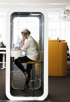http://martela.com/office-furniture/phone-booths/framery-o-phone-booth