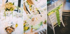 Centerpiece in green Apple and hydrangea Made by Francesca Peruzzini Wedding Design www.fantasiaromantica.com  Stefano Santucci » Tuscany Fine Art Emotional Wedding Photographer - Florence   Flavia Christian Wedding   http://www.tastino0.it