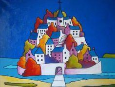 Voir cette oeuvre de fabinonzoli: mont saint michel