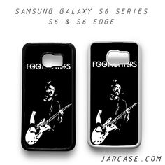 Foo Fighters Dave Phone case for samsung galaxy S6 & S6 EDGE