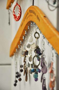 Jewelry Hanger - should be decorated