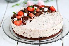 Food Presentation, Vanilla Cake, Food Inspiration, Cheesecake, Food And Drink, Cupcakes, Sweets, Oreo, Baking