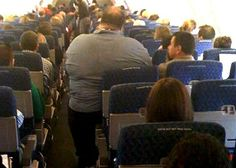 Guy Writes The Greatest Complaint Letter Ever To Airline For Having To Sit Next To An Obese Person On Flight